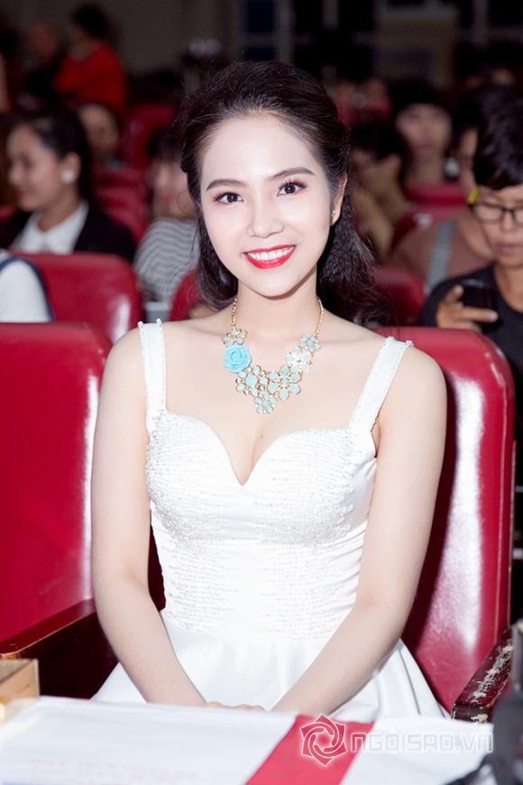 Dương Kim Ánh đẹp hút hồn khi diện đầm trắng tinh khôi làm giám khảo   2