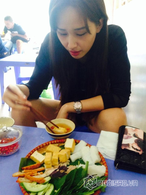 Hoa hậu Việt  9