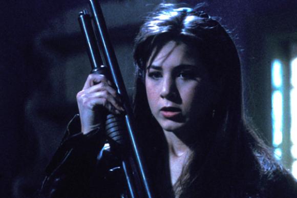 Siêu sao Hollywood vào nghề bằng phim kinh dị