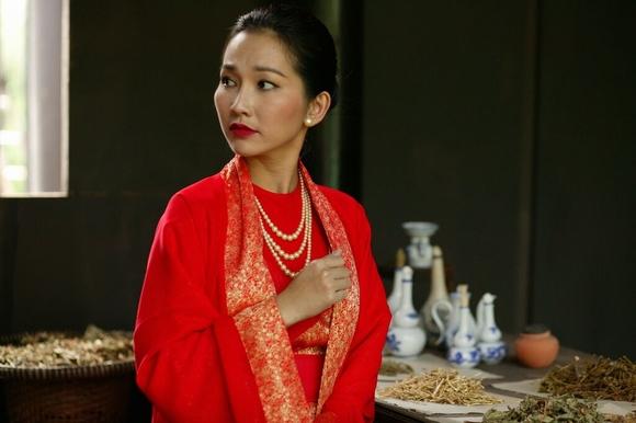 Kim Hiền trong mỹ nhân 5