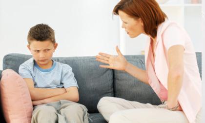 trừng phạt con, phạt con đúng cách, dạy con