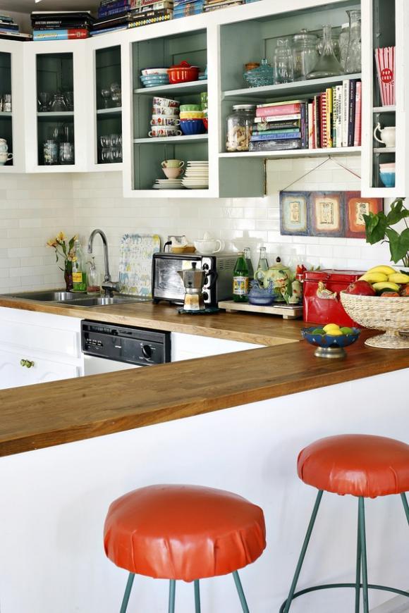 Thiết kế nới rộng không gian cho nhà nhỏ chỉ người thông minh mới nghĩ ra