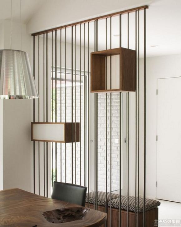 noi khong gian nha chat 11 ngoisao.vn Thiết kế nới rộng không gian cho nhà nhỏ chỉ người thông minh mới nghĩ ra