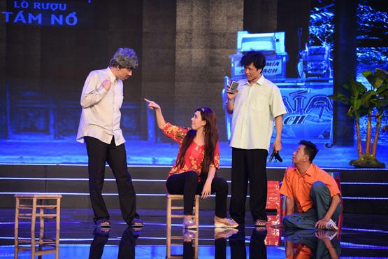 Trấn Thành bắt tay Thu Trang buôn bán 4