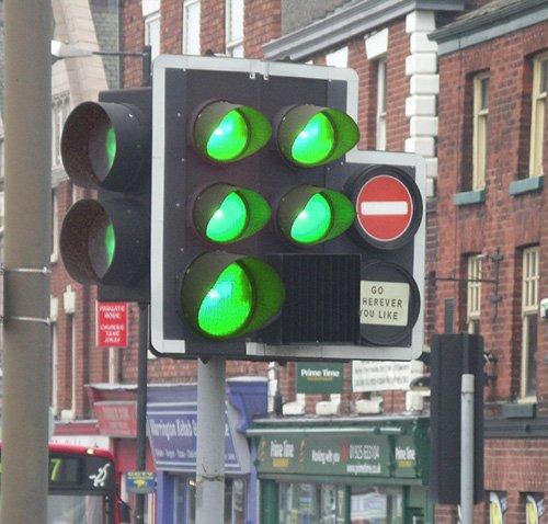 ảnh cười, ảnh hài hước, ảnh cười về đèn giao thông, đèn giao thông