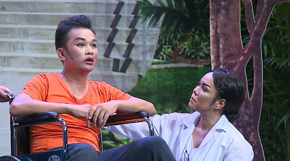 Chồng sắp cưới cầu hôn Vân Trang trên sóng truyền hình 6