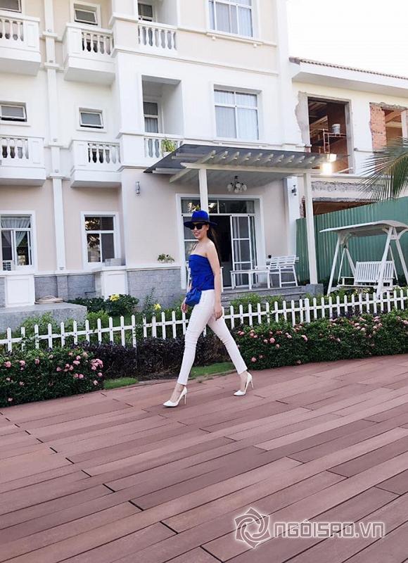 Quỳnh Thư mặc bikini khoe dáng ngọc 1