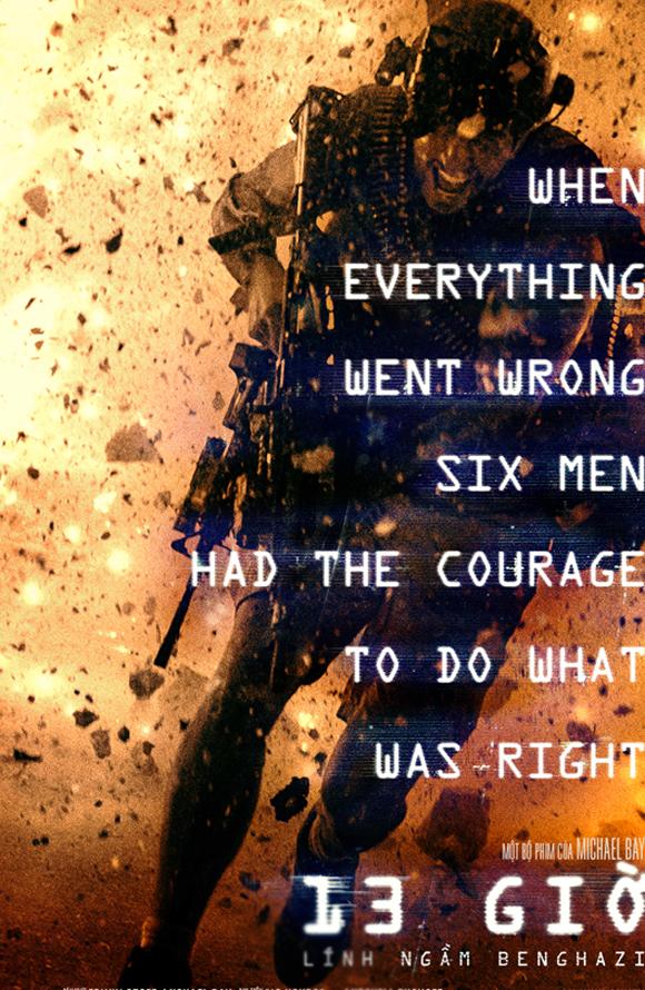 13 Giờ Lính Ngầm Benghazi' 0