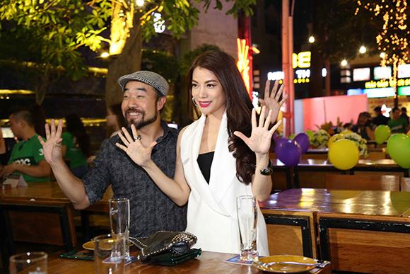 Kim Lý đến chúc mừng Trương Ngọc Ánh và tình mới 0