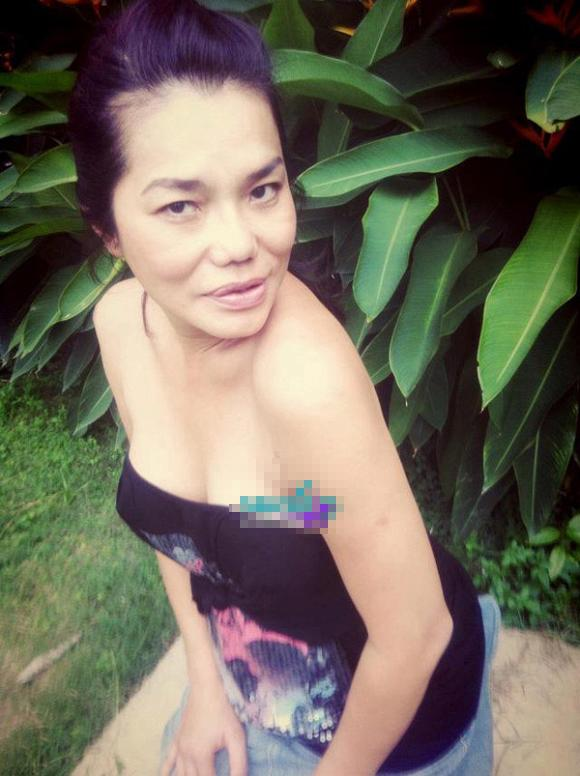 Mỹ nhân chuyển giới Việt xấu tệ  14