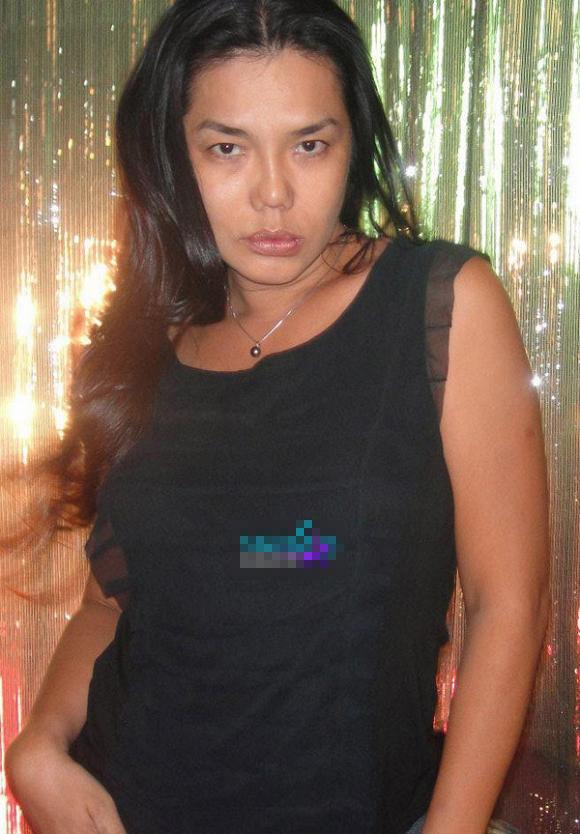 Mỹ nhân chuyển giới Việt xấu tệ  13