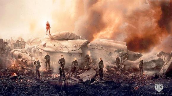 'The Hunger Games' tung phần cuối  2