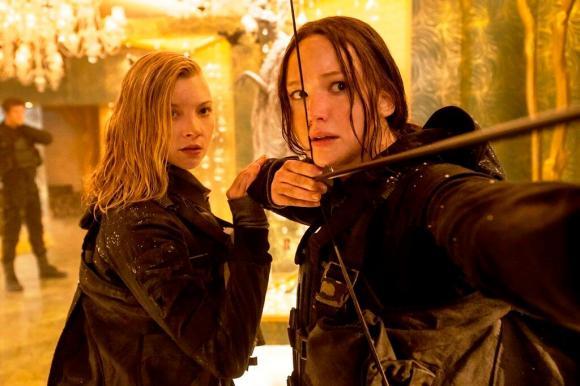 'The Hunger Games' tung phần cuối  0