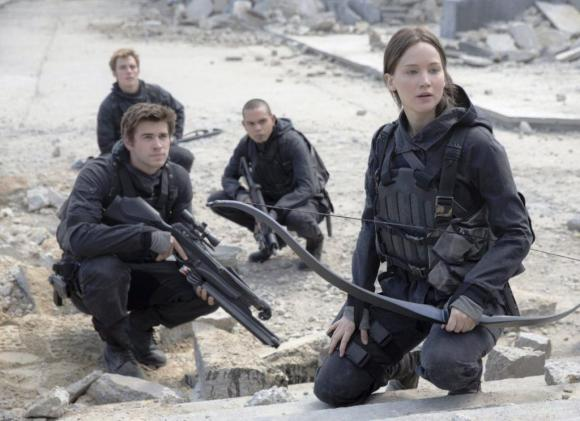 'The Hunger Games' tung phần cuối  8