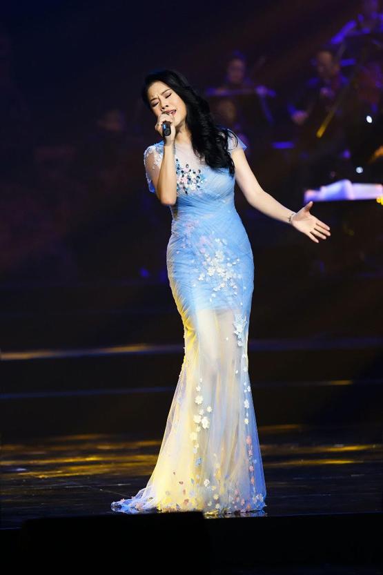 ca sĩ Thu Phương trở về 4
