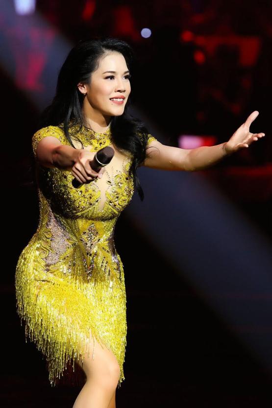 ca sĩ Thu Phương trở về 5