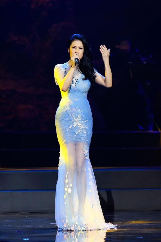 ca sĩ Thu Phương trở về 6