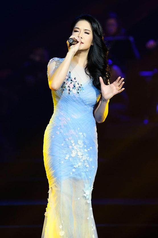 ca sĩ Thu Phương trở về 3
