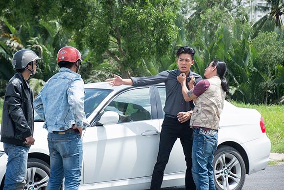 Hiếu Nguyễn đổ máu trên phim trường do quá nhập vai 3