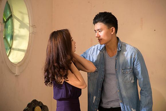 Hiếu Nguyễn đổ máu trên phim trường do quá nhập vai 4