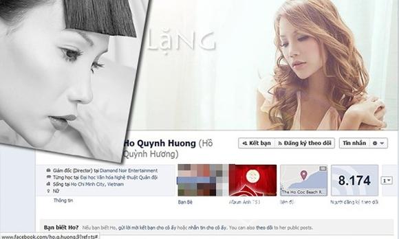 Sao Việt bị hack facebook 0