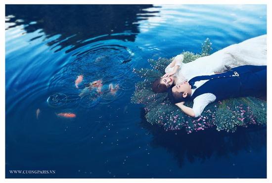 Cường Paris, Ảnh cưới Cường Paris, Chụp ảnh cưới tại Hà Nội
