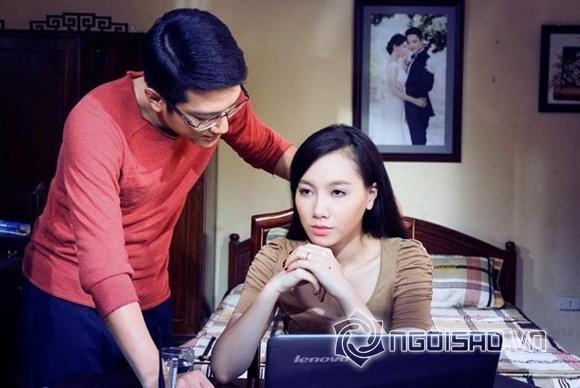 Những sao Việt dính nghi án 'cặp kè' sau khi đóng chung phim 11