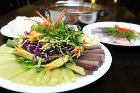 Quán ăn ngon,nhà hàng quán ăn ngon,lẩu cá lăng,hương vị miền tây,lẩu bông cá lăng,nhà hàng ngon phố,quán ăn ngon hà nội