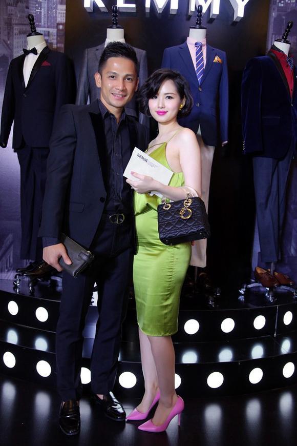 Cầu thủ và mỹ nhân Việt  3