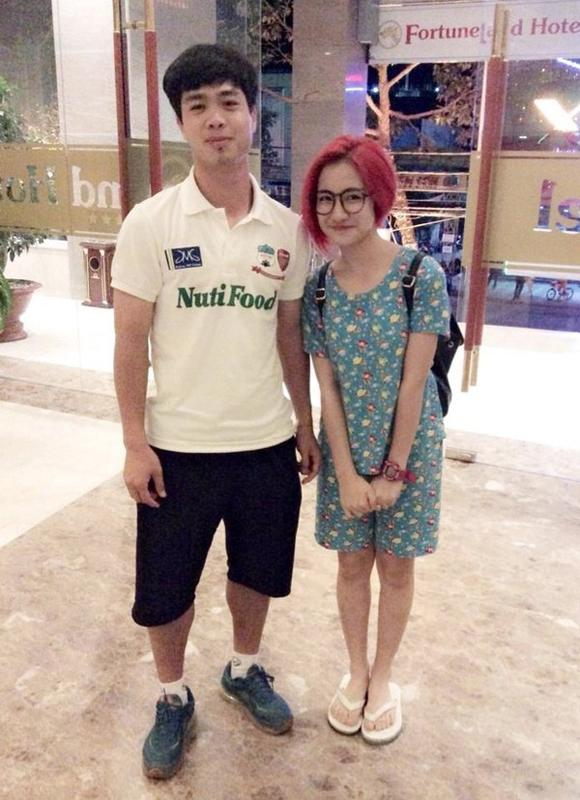 Cầu thủ và mỹ nhân Việt  2