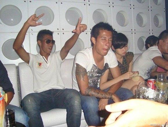 Cầu thủ và mỹ nhân Việt  1