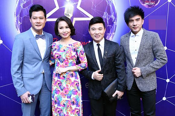 sao Việt, Quang Dũng, ca sĩ Quang Dũng, Quang Dũng ngồi ghế nóng, Quang Dũng nói không với scandal, Thần tượng Bolero