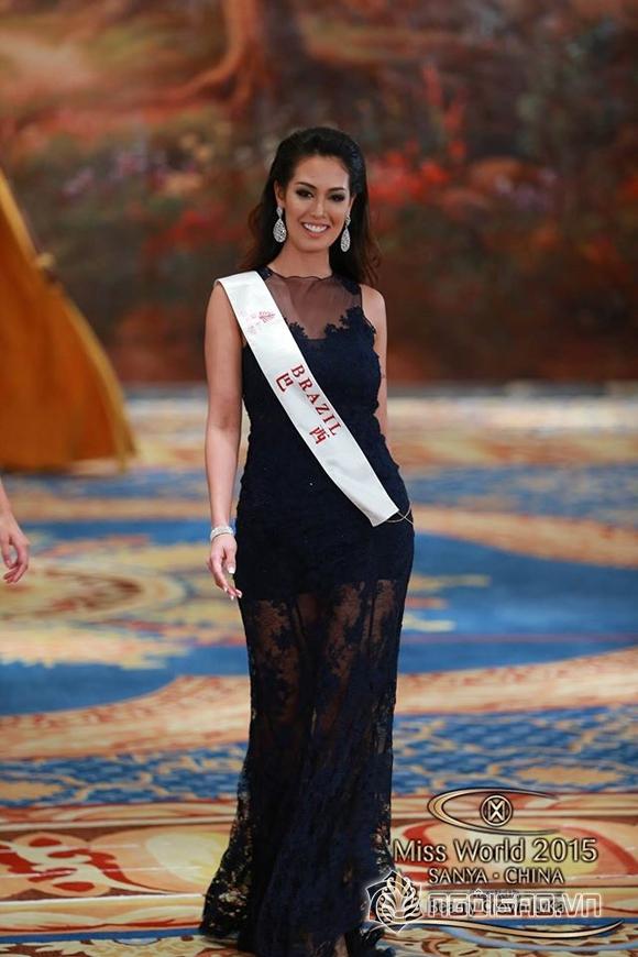 Váy dạ hội của Lan Khuê lọt top 10 trang phục đẹp nhất 6