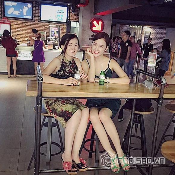 Angela Phương Trinh bất ngờ học sửa xe ô tô 5