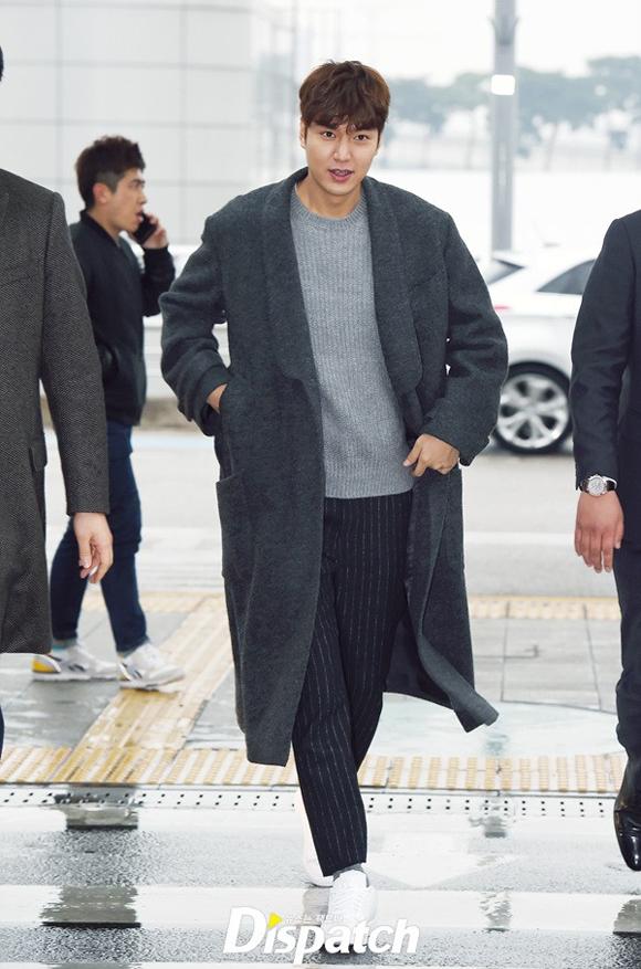 Lee Min Ho lại mất điểm vì mặt béo tròn, phát tướng 0