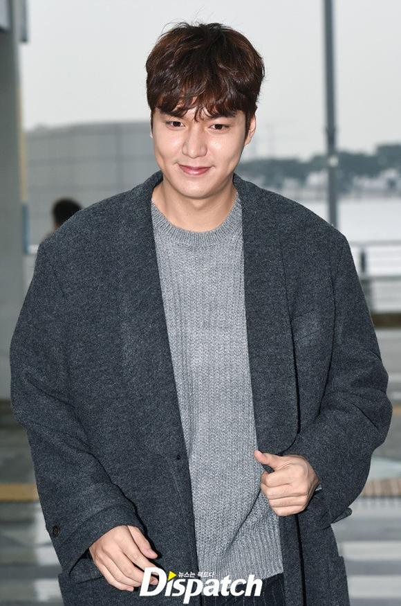 Lee Min Ho lại mất điểm vì mặt béo tròn, phát tướng 1