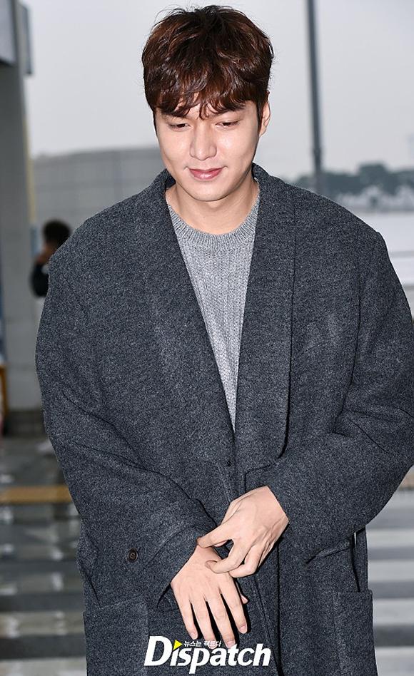 Lee Min Ho lại mất điểm vì mặt béo tròn, phát tướng 2