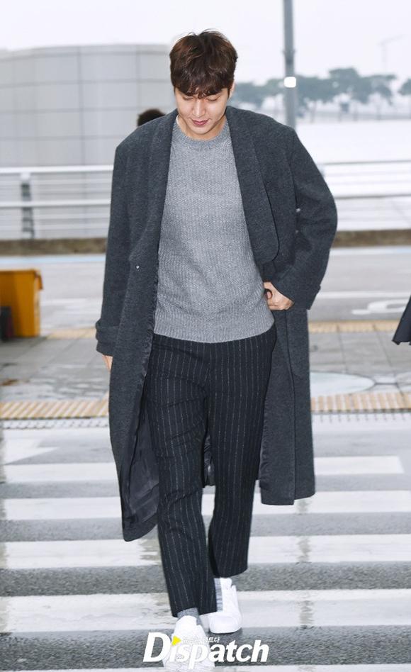 Lee Min Ho lại mất điểm vì mặt béo tròn, phát tướng 4