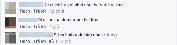 Minh Hằng gây tranh cãi vì bức ảnh phản cảm khi chia buồn fan xấu số 2