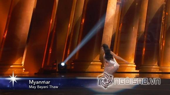 Bán kết Hoa hậu Hoàn vũ 2015,Hoa hậu Hoàn vũ Phạm Hương,Phạm Hương trong hậu trường