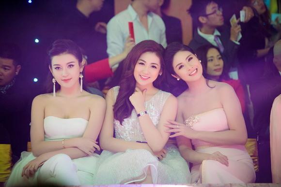Hoa hậu Việt khoe sắc 4