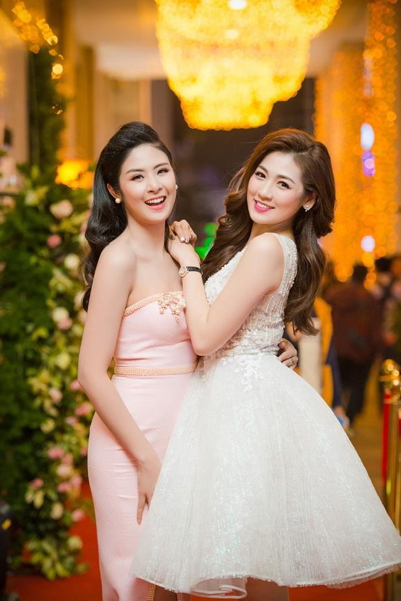 Hoa hậu Việt khoe sắc 1
