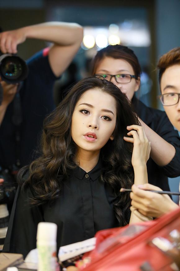 Chi Pu, tình cũ Cường Seven, Quán quân Next Top Model Mỹ có tình ý với Chi Pu