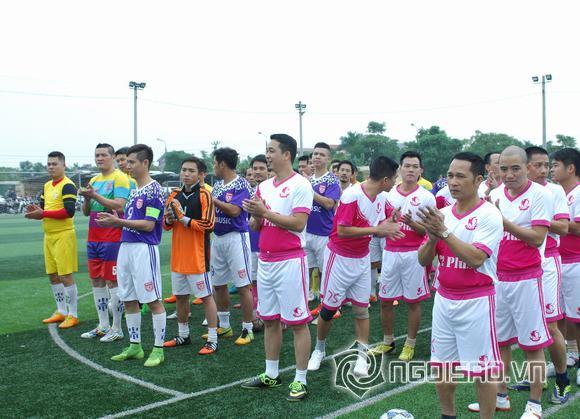 V-Stars trở thành nhà vô địch giải bóng đá Tam Hùng