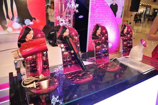 Chi Pu, Tỏa sáng cùng Panasonic Beauty, Sao Việt