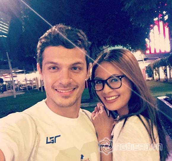 tân Hoa hậu Hoàn vũ,Hoa hậu Hoàn vũ Pia Alonzo Wurtzbach,bạn trai tin đồn của Hoa hậu Hoàn vũ