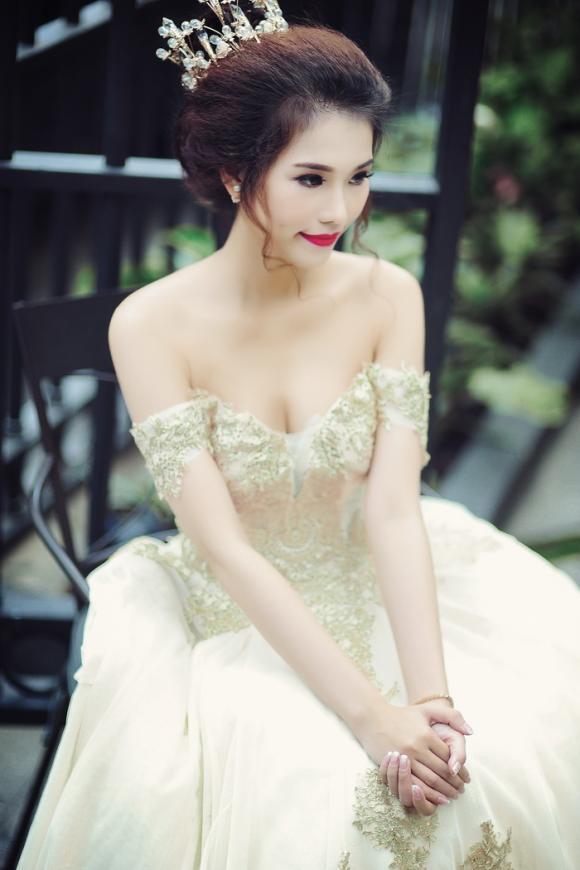 Dolly Nguyễn, Bí quyết trang điểm, Trang điểm mùa cưới