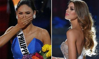 vương miện Hoa hậu Hoàn vũ, Hoa hậu Hoàn vũ 2015, vương miện trị giá gần 7 tỷ đồng