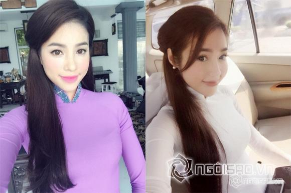 Phạm Hương, Phạm Hương giống Elly Trần, Hoa hậu Phạm Hương