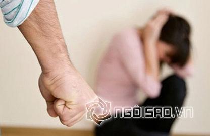 chồng đánh đập, vợ bị chồng đánh, con mới sinh biến dạng